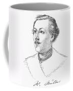 Wilhelm Mueller (1794-1827) Coffee Mug