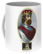 William II (1056-1100) Coffee Mug