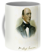 William Lloyd Garrison Coffee Mug