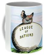 Wilson: League Of Nations Coffee Mug by Granger