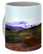 Wine Vineyard In Sicily Coffee Mug