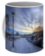 Winter At The Boat Inn Coffee Mug