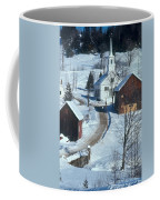 Winter Countryside Coffee Mug