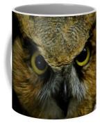 Wise Old Owl Coffee Mug