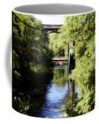 Wissahickon Creek  Coffee Mug