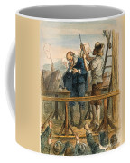 Witch Trial: Execution, 1692 Coffee Mug by Granger