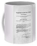 Womens Rights Movement Coffee Mug