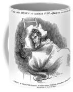 Wounded John Brown, 1859 Coffee Mug