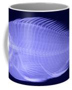 X-ray Of A Flame Hawkfish Coffee Mug