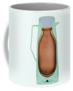 X-ray Of A Thermos Coffee Mug