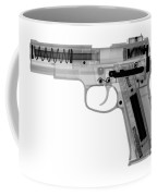 X-ray Of An Air Gun Coffee Mug