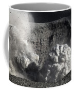 Yasur Eruption, Tanna Island, Vanuatu Coffee Mug