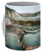 Yellowstone: Hot Spring Coffee Mug