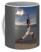 Yoga Coffee Mug by Joana Kruse