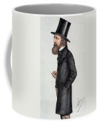 Alfred Tennyson (1809-1892) Coffee Mug