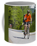 Bicycle Ride Across Georgia Coffee Mug