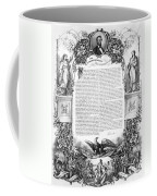 Emancipation Proclamation Coffee Mug