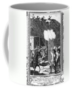 Foxe: Book Of Martyrs Coffee Mug