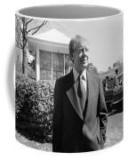 Jimmy Carter (1924- ) Coffee Mug