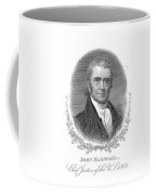 John Marshall (1755-1835) Coffee Mug