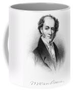 Martin Van Buren (1782-1862) Coffee Mug
