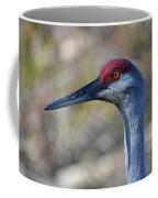 10- Sandhill Crane Coffee Mug