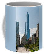 Chicago City Scenes Coffee Mug