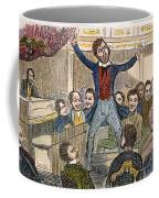 Davy Crockett (1786-1836) Coffee Mug