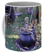 Fall  Halloween On Tillson Street Coffee Mug