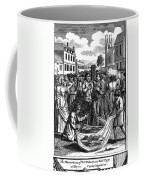 Foxe: Book Of Martyrs Coffee Mug by Granger