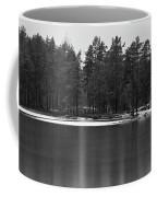 Haukkajarvi First Snow Coffee Mug