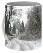 Ice Storm Coffee Mug
