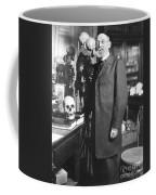 Rudolph Virchow, German Polymath Coffee Mug by Science Source
