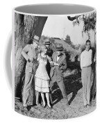 Silent Still: Punishment Coffee Mug