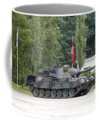 The Leopard 1a5 Of The Belgian Army Coffee Mug