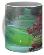 11th Hole At Clarksville C C Coffee Mug