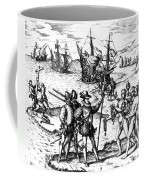 Christopher Columbus Coffee Mug by Granger