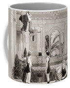 Silent Still: Bathing Coffee Mug