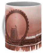 London Eye Art Coffee Mug