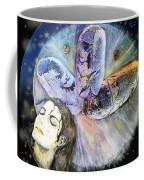Michael Jackson Coffee Mug by Augusta Stylianou
