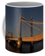 The Albert Bridge London Coffee Mug