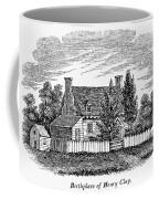 Henry Clay (1777-1852) Coffee Mug