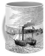 Robert Fultons Clermont Coffee Mug