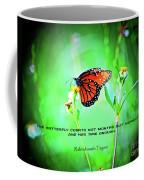 14- The Butterfly Coffee Mug