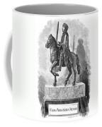 Charlemagne (742-814) Coffee Mug by Granger