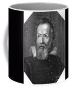Galileo Galilei (1564-1642) Coffee Mug