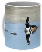 Hooded Merganser Coffee Mug