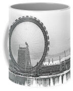 London Eye Art Coffee Mug