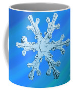 Snow Crystal Coffee Mug