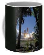 Sts-121 Launch Coffee Mug